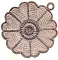 Lots of Vintage Crochet Patterns for Potholders and Placemats