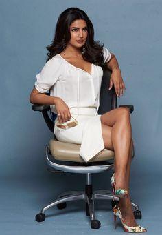 Priyanka Chopra in Louboutins! Always stunning!