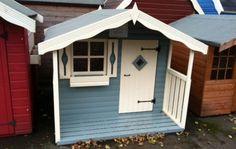 Paint ideas for playhouse