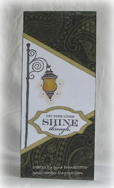 Gina's Little Corner of StampinHeaven: Illuminate - November Stamp of the Month #LaughingLola