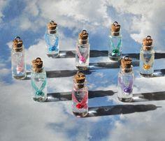 Zelda Bottled Fairy Necklace by YellerCrakka on Etsy, $19.00