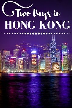 If you have an upcoming weekend trip planned for Hong Kong read on to get the lowdown on how to maximise your 48 hours in town including the best places to stay eat and play. Travel Advice, Travel Guides, Travel Plan, Hong Kong Travel Tips, Hongkong, China Travel, Italy Travel, Weekend Trips, Travel Around The World