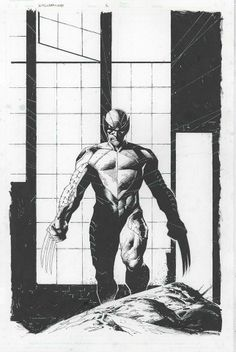 Wolverine by Jerome Opena *