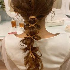 Hair Arrange, Ponytail, Hair Ideas, Dreadlocks, Hair Styles, Wedding, Beauty, Mariana, Hairdos