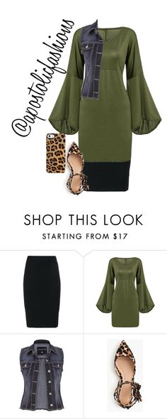 """Apostolic Fashions #1334"" by apostolicfashions on Polyvore featuring Jonathan Simkhai, maurices, J.Crew and Uncommon"