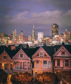 Transamerica Pyramid, Travel Usa, San Francisco Skyline, The Selection, Art Photography, Street, City, Instagram, America