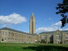 Basilica of St. Cyril & Methodius, Danville, PA by catholicsanctuaries, via Flickr