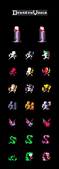 It's a little side project of mine. Quiet soon I'll be posting more about It. How To Pixel Art, Cool Pixel Art, Pixel Tattoo, Character Design Teen, Pixel Life, Pixel Characters, 2d Game Art, 8 Bits, Pixel Art Games