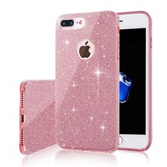 iPhone 7 Plus Case, Milprox SHINY GLITTER CASE [Bling Crystal Clear FAST US Ship 606345800758 | eBay