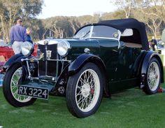 1932 MG M-Type Midget Image