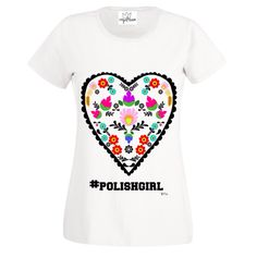 Polishgirl royal team wear street polish polishgirl folklor t-shirt  tshirt print shirt RoyalTeamWear folklor