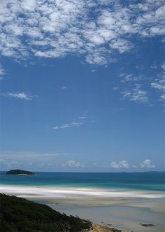 Heart Island - Queensland, Australia