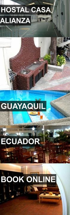 Hotel HOSTAL CASA ALIANZA in Guayaquil, Ecuador. For more information, photos, reviews and best prices please follow the link. #Ecuador #Guayaquil #HOSTALCASAALIANZA #hotel #travel #vacation
