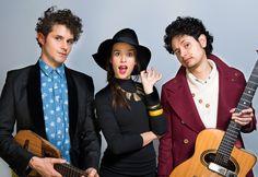 La banda colombiana nos confiesa quién es el más romántico del grupo y a quién matarían primero en Los Juegos del Hambre. Music Bands, My Music, Jazz, Passion, Singers, My Love, Rock, Musica, The Hunger Games