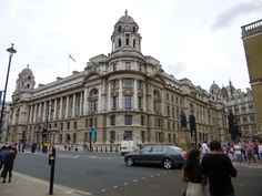 London Government Buildings