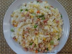 Filipino fried rice-recipe