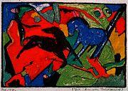 "New artwork for sale! - "" Franz Marc   by Franz Marc "" - http://ift.tt/2p2WHfP"