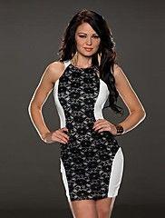 Women's Lace Sexy Skinny Tight Dress