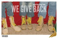 The Boot Campaign