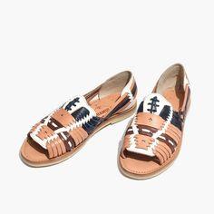 Chamula™ Classic Uxmal Huarache Sandals