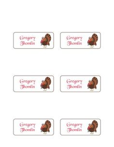 Thanksgiving Place Cards Maker Template For Word Excel Templates - Place card maker