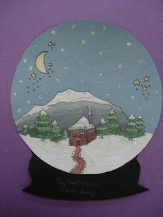 a faithful attempt: Grade 6. Snowglobe