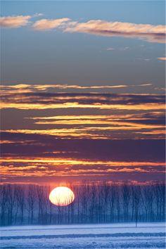 Frozen Dawn (by Stefano Galloro).