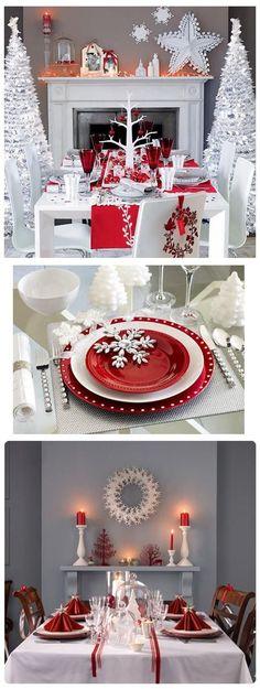 ARREDAMENTO E DINTORNI: decorazioni natalizie per la casa