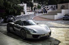 #Porsche #918