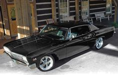 '66 Chevy Caprice