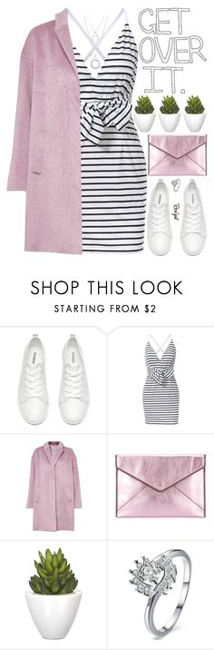 """""""please don't break my heart. please don't break my heart. please don't break my heart."""" by exco ❤ liked on Polyvore featuring Great Plains, Rebecca Minkoff, Pomax, clean, organized and rosegal"""