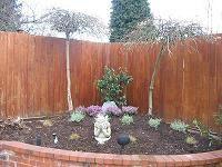 Garden Corner Ideas Astonishing Corner Garden Ideas Snapshot - Small backyard corner landscaping