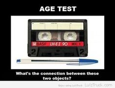Like this spend so many hours unravelling tapes, recording top 40, trying not to record the DJs VoiceOver
