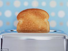 Perfect Toast: The ideal slice of toast is cooked for 216 seconds at 154 degrees C, (achieved by setting the toaster dial to 5 out of 6 on a typical 900watt appliance)  to achieve the crucial crunchiness ratio, outside:inside of 12:1 according to food scientists. Furthermore: 'The quantity of butter is important - too much and the toast will lose crucial rigidity, too little and the moisture lost during toasting will not be replaced' ...Who would have known? via dailymail.co.uk #Toast…