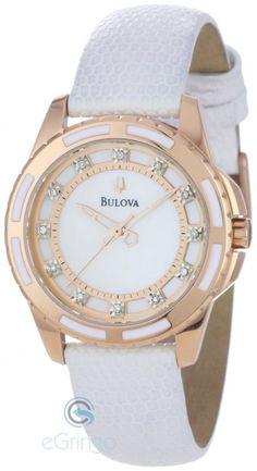89399549707 Relógio Feminino Branco e Dourado Quero um. Relogio Feminino Branco