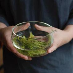 (1) Glass Matcha Bowl – Vanilla Bean Matcha Tea Set, Matcha Bowl, Japanese Matcha Tea, Matcha Whisk, Tea Container, Unique Birthday Gifts, Tea Ceremony, Bowl Set, Beans