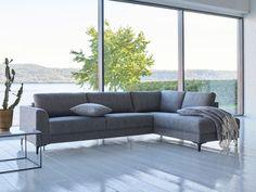VESTA Hjørnesofa fra Bohus. 8999,- Outdoor Sectional, Sectional Sofa, Couch, Outdoor Furniture, Outdoor Decor, Dining Room, Design, Home Decor, Modern