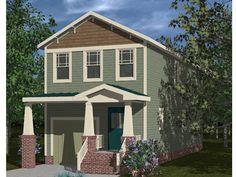 Plan 058H-0066 - Find Unique House Plans, Home Plans and Floor Plans at TheHousePlanShop.com
