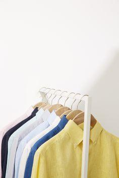Summer linen shirts #HEbyMANGO #SS14 #Menswear