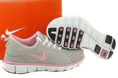 wholesale dealer 5fa01 2df81 Womens Nike Free 2010 Gray Purple Pink Shoes
