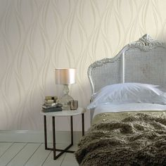 Graham & Brown offers a wide selection of Damask wallpaper and wall coverings for your home. Shop for modern design wallpaper and Damask wall coverings now. Grey Removable Wallpaper, Beige Wallpaper, Plain Wallpaper, Wallpaper Panels, Wallpaper Samples, Wallpaper Ideas, Copper Wallpaper, Heathers Wallpaper, Geometric Wallpaper Design