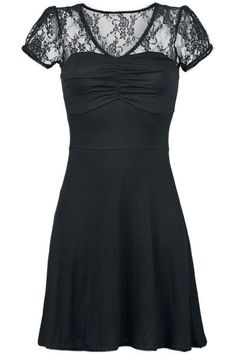 Lace Dress från Black Premium by EMP