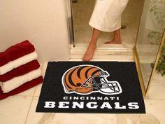 """NFL - Cincinnati Bengals All-Star Mat 33.75""""x42.5"""""""