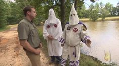 KKK assholes think that they are justified to shoot terrified kids. - VIDEO - http://holesinthefoam.us/christian-kkk-members-call-for-shoot-to-kill-policy-against-undocumented-children-video/