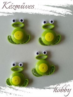 Quilling, Minion, Yoshi, Character, Bedspreads, Minions, Quilting, Lettering, Quilling Art