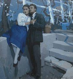 Art Contrarian: Walter Everett, Destructive Master