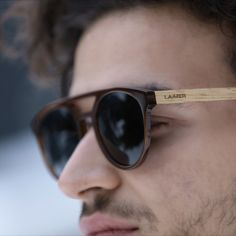 Slnečné okuliare Brian - pristanú aj pánom :)   #wandelia #laimer #slnecneokuliare #wood #woodenwork #woodenglasses #sunglasses Sunglasses, Fashion, Moda, Fashion Styles, Sunnies, Shades, Fashion Illustrations, Eyeglasses, Glasses