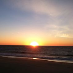 Sunrise on the Boardwalk in Ocean City, Maryland~instant tranquility.........
