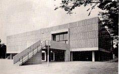 Le Corbusier National Museum De Beaux Artes D'loccident0001
