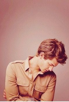 Andrew Garfield. Lawd yes. Cute nerdy look with muscles. And of course he is a great actor and played Spiderman splendidly